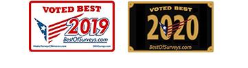 Voted Best 2019 & 2020